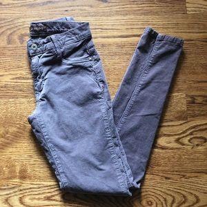 """James Jeans """"TWIGGY"""" Corduroys"""